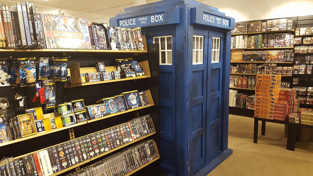 Sci bokhandeln