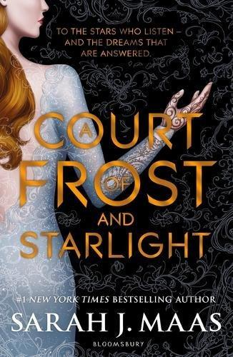 A Court of Frost and Starlight - Sarah J Maas | Science Fiction ...