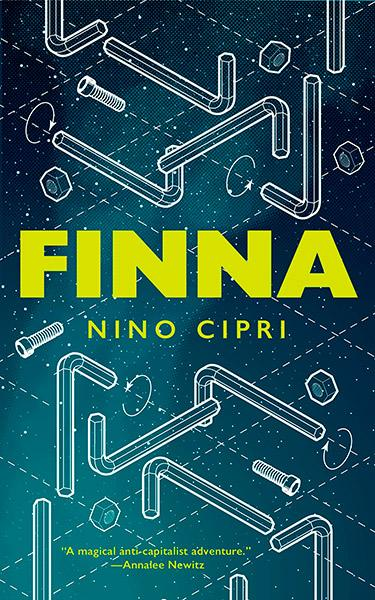 Finna - Nino Cipri | Science Fiction Bokhandeln
