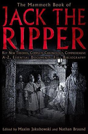 Jack the ripper books 2018