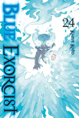 Blue Exorcist Vol 24