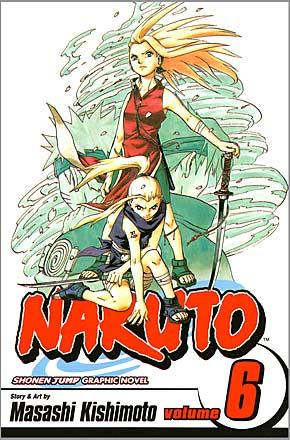 Naruto Vol 6