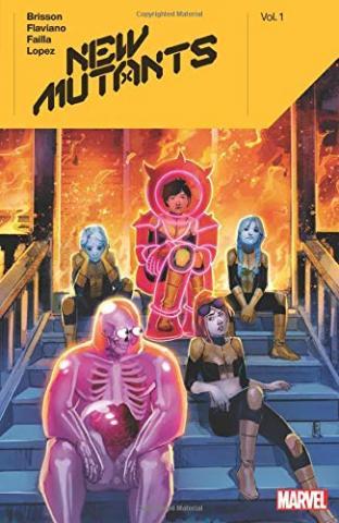 New Mutants by Ed Brisson Vol 1