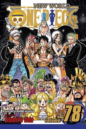 One Piece Vol 78
