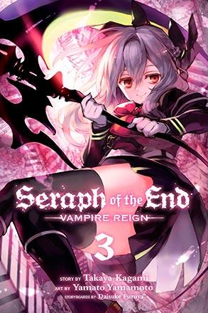 Seraph of the End Vampire Reign Vol 3