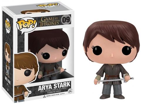 Arya Stark Pop! Vinyl Figure