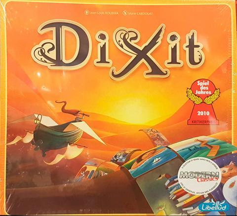 Dixit (Skandinavisk utgåva)