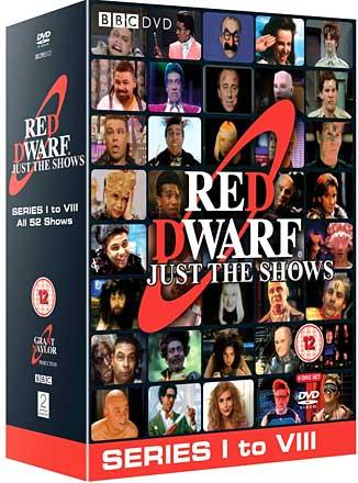 Red Dwarf: Just the Shows: Series I to VIII
