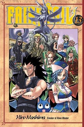 Fairy Tail 13