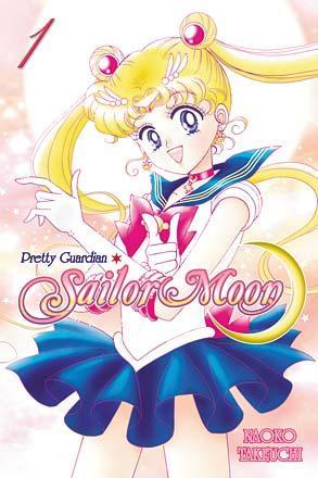 Sailor Moon Vol 1