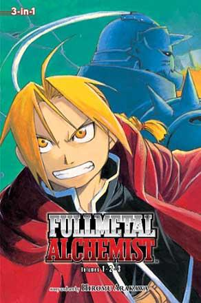 Fullmetal Alchemist 3-in-1 Vol 1