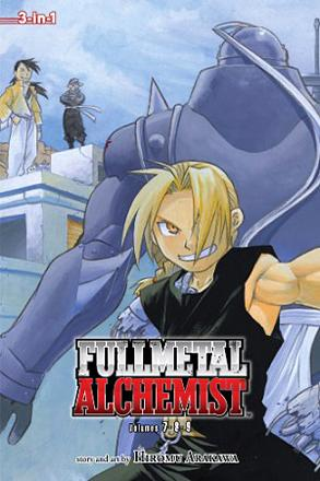 Fullmetal Alchemist 3-in-1 Vol 3