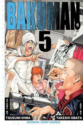 Bakuman Vol 5
