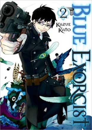 Blue Exorcist Vol 2