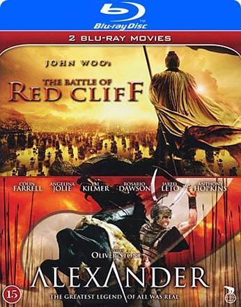 Battle of Red Cliff & Alexander