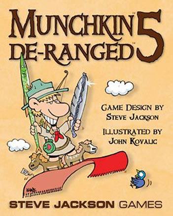 Munchkin 5: De-Ranged Revised