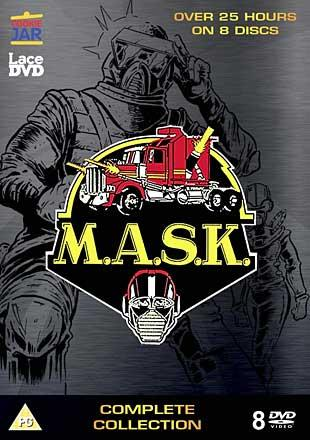 Mask: Complete Collection