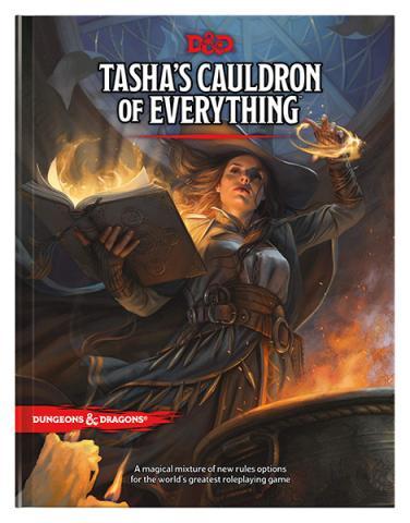 Tashas Cauldron of Everything
