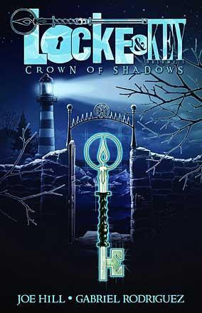 Locke & Key Vol 3: Crown of Shadows
