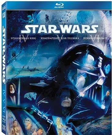 Star Wars Trilogy 4-6
