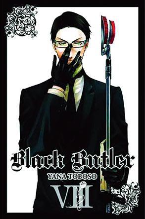Black Butler Vol 8