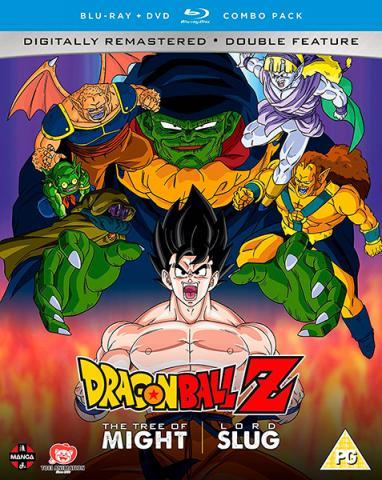 Dragonball Z: The Tree of Might & Lord Slug