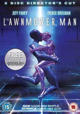 The Lawnmower Man & Lawnmower Man 2: Beyond Cyberspace