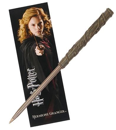 Harry Potter Pen & Bookmark Hermione