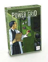 Power Grid (Skandinavisk utgåva)