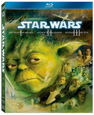 The Star Wars Trilogy 1-3