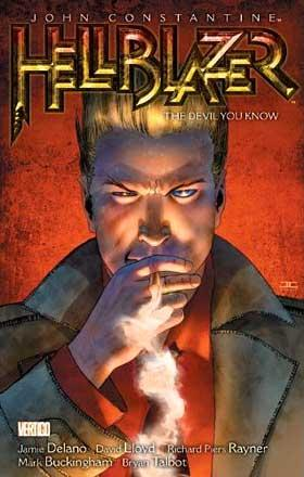 Hellblazer Vol 2: The Devil You Know