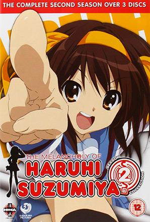 Melancholy of Haruhi Suzumiya, Complete Season 2