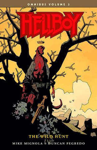 Hellboy Omnibus Vol 3: The Wild Hunt