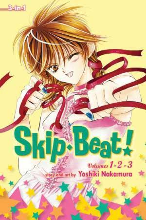 Skip Beat 3-in-1 Vol 1