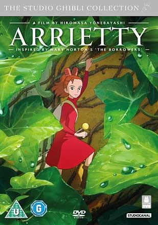 Arrietty/Lånaren Arrietty