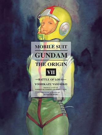 Mobile Suit Gundam Origin Vol 7: Battle of Loum
