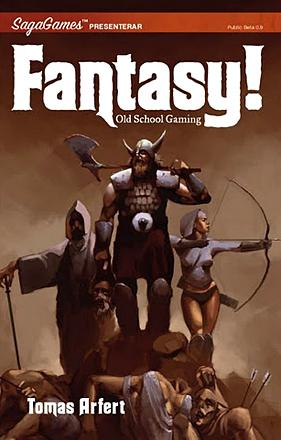 Fantasy! - Old School Gaming