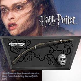 Bellatrix Lestrange Replica Wand