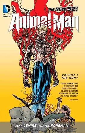 Animal Man Vol 1: The Hunt