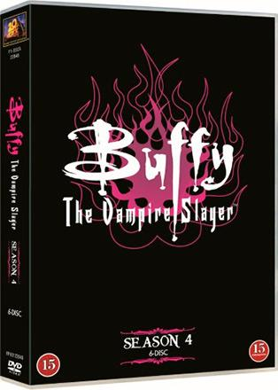 Buffy The Vampire Slayer Season Four