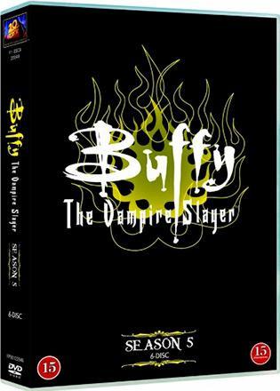Buffy The Vampire Slayer Season Five