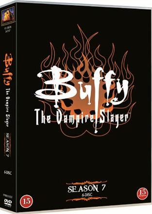 Buffy The Vampire Slayer Season Seven