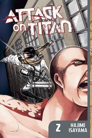 Attack on Titan vol 2