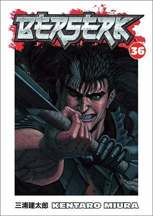 Berserk Vol 36