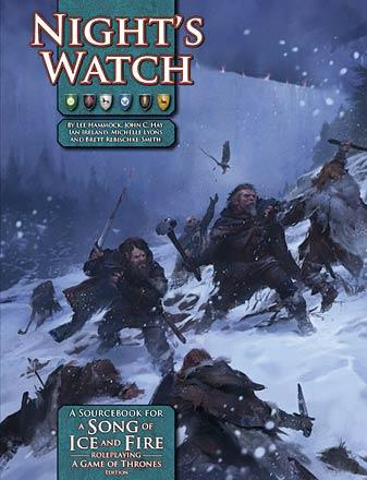 Night's Watch Sourcebook - A Game of Thrones Edition