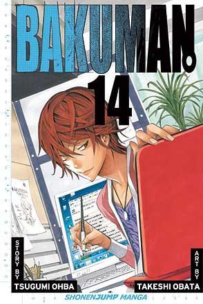 Bakuman Vol 14