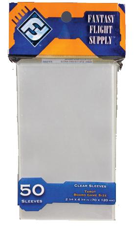 Orange - Tarot Card Sleeves