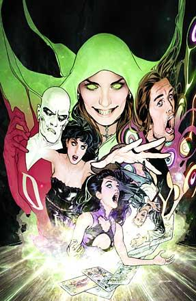 Justice League Dark Vol 1: In The Dark