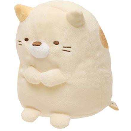 Sumikkogurashi Neko medium plush