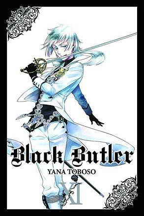 Black Butler Vol 11